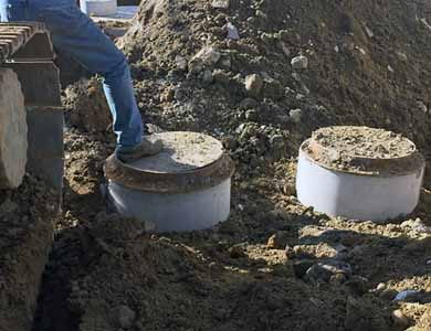All Storm Drains Inc. | Dry Well Image